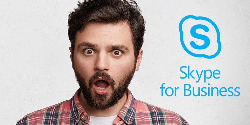 Skype for Business retirement podcast