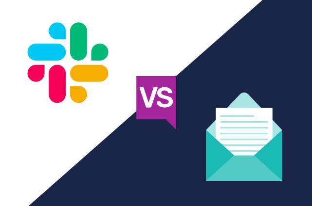 Slack vs Email