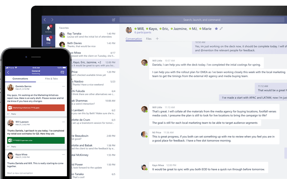 Microsoft Teams now has 329,000 organisations