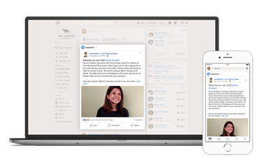Workplace by Facebook has new features