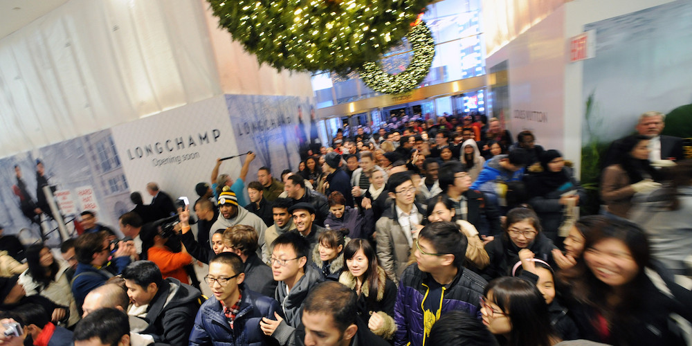 43d2754cb082e Attention shoppers: Black Friday has conquered Europe