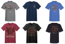 Universe of Energy and the Great Movie Ride Farewell Tees