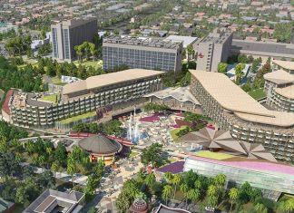 Fourth Disneyland Hotel Concept Art