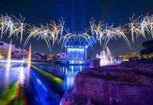 Universal Studios Orlando Cinematic Spectacular
