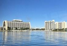 Photo of the Contemporary Resort at Walt Disney World