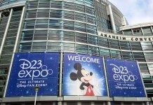 Photo of D23 Epxo 2017 Anaheim Convention Center