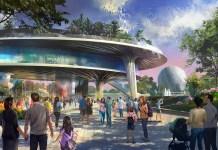 Epcot new pavilion concept art