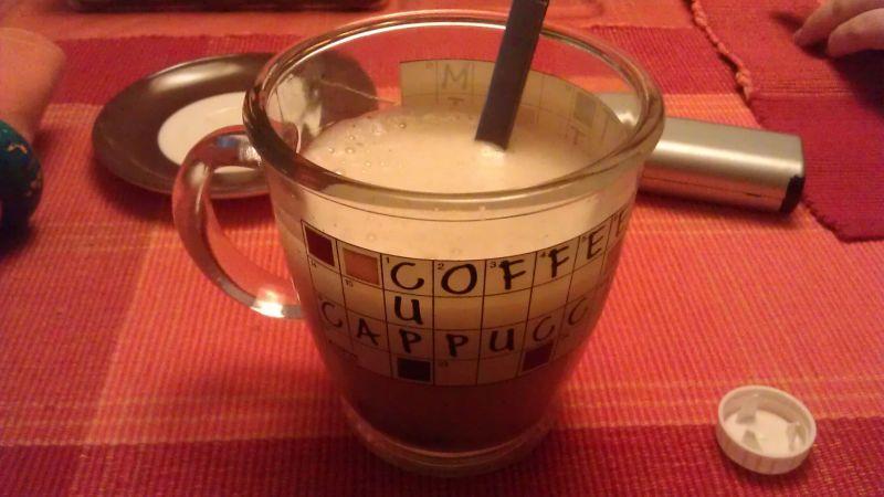 Receta: Chai Latte