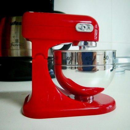El temporizador Kitchen Aid. Comprado en honor a @Idranil , que algún día conseguirá la suya (pero una de verdad)