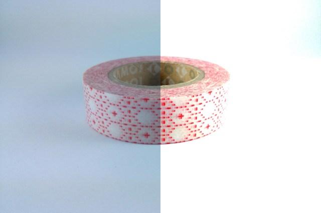 En este he conseguido un resultado bastante bueno, aunque he perdido definición en la parte más blanca de la cinta.