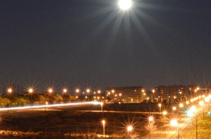 Experimentos de fotografía nocturna