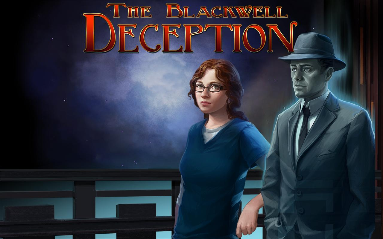 Reseña: Blackwell Deception