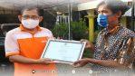 Penyerahaan Penghargaan Petani Padi,Jagung,Kedelai Berprestasi Tingkat Provinsi.