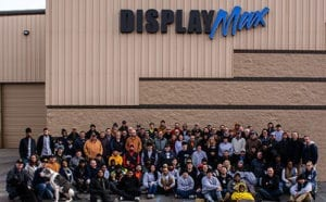 DisplayMax Team Photo 2020