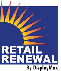 Retail Renewal Logo - DisplayMax 200w