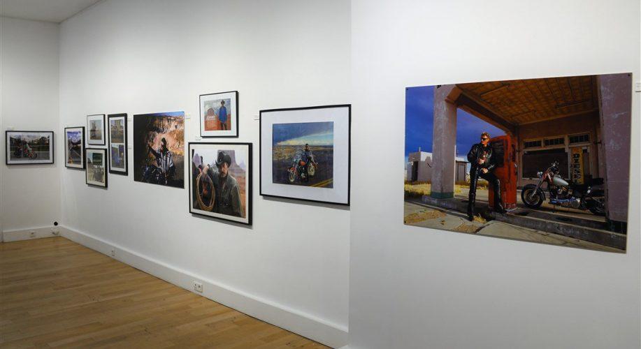 Exposition Johnny Hallyday Corner Arty