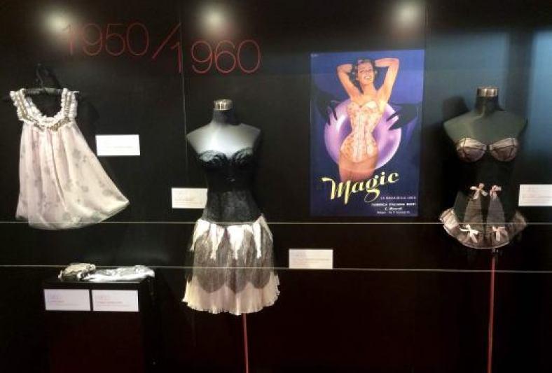 Exposition Lingerie Treasures Shanghai Mode Lingerie Magic