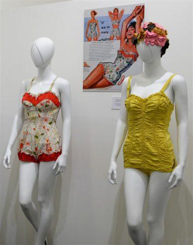 Exposition Pin-Up Jantzen maillots de bain