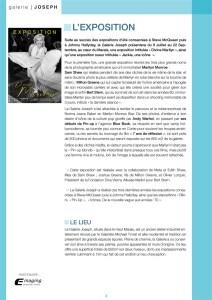Exposition Marilyn Monroe à Paris