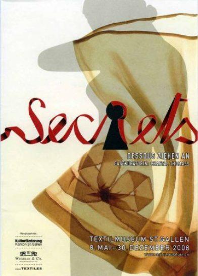 Exposition Secrets Textil Museum St Gallen