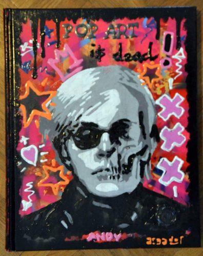 Pop-Art Argadol Andy Warhol
