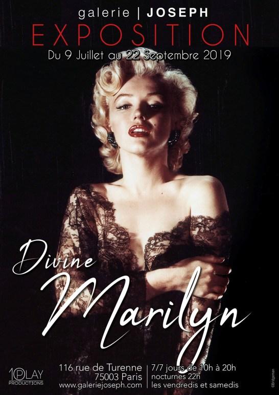 Exposition Marilyn Monroe