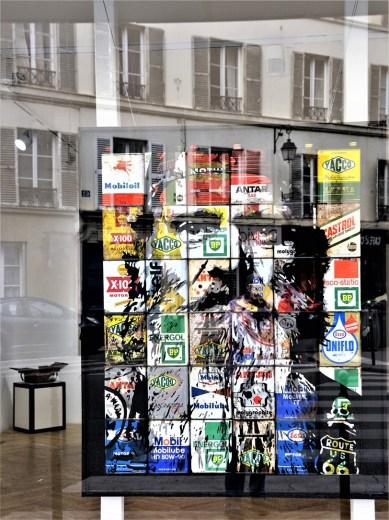 Exposition Expo Pop-Art Pop-Up F2B reflets bidons