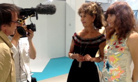 TF1 - Ghislaine Rayer Francesca Spinetta