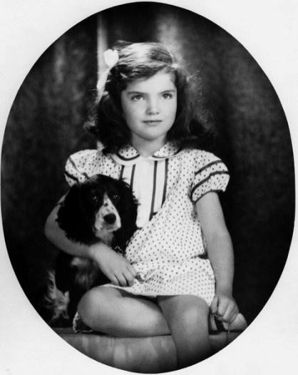 Jacqueline Bouvier enfant 1935