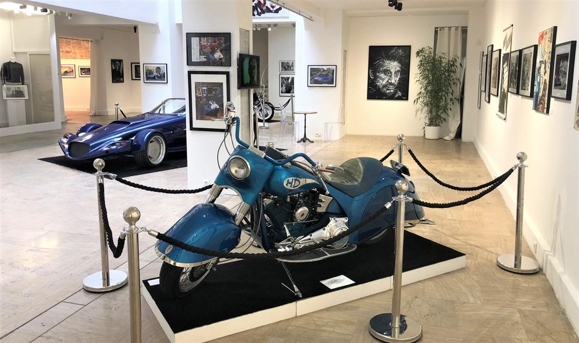 5 Exposition Johnny Hallyday - Galerie Joseph Paris
