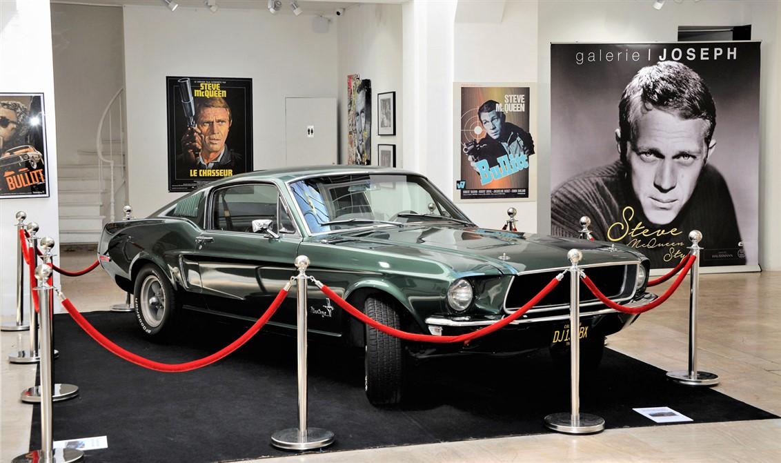 7 Steve McQueen- Exposition Galerie Joseph-Paris