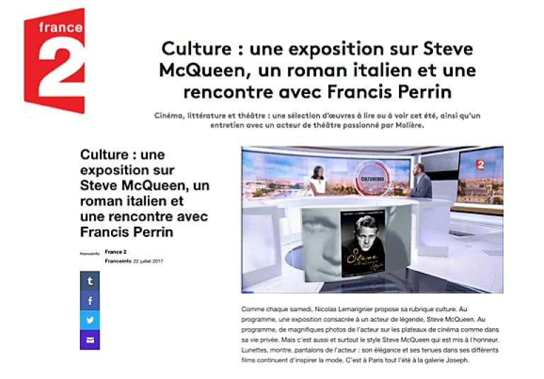 Steve McQueen France 2