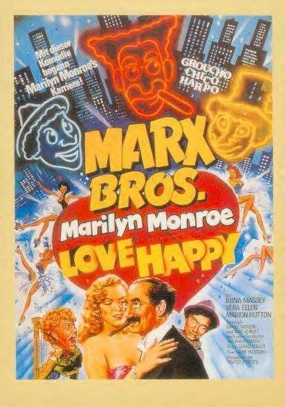 Marx Bros - Love Happy