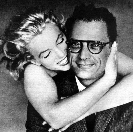 Marylin et Arthur Miller