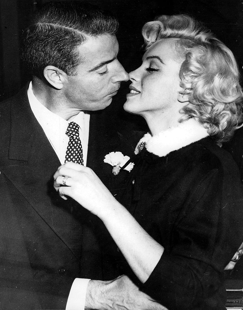 Le mariage de Monroe et Di Maggio