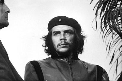 Guerrillero Heroico L'une des deux photos prises par Alberto Korda le 6 mars 1960