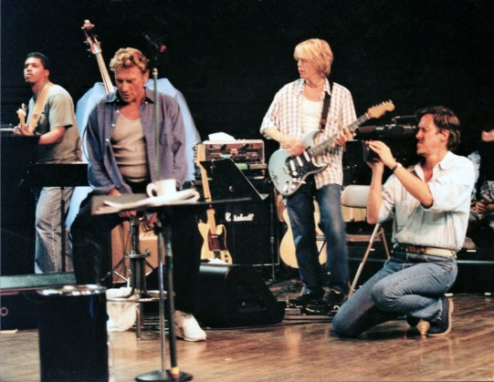 Johnny Hallyday-Patrice Gaulupeau-Los Angeles-1998