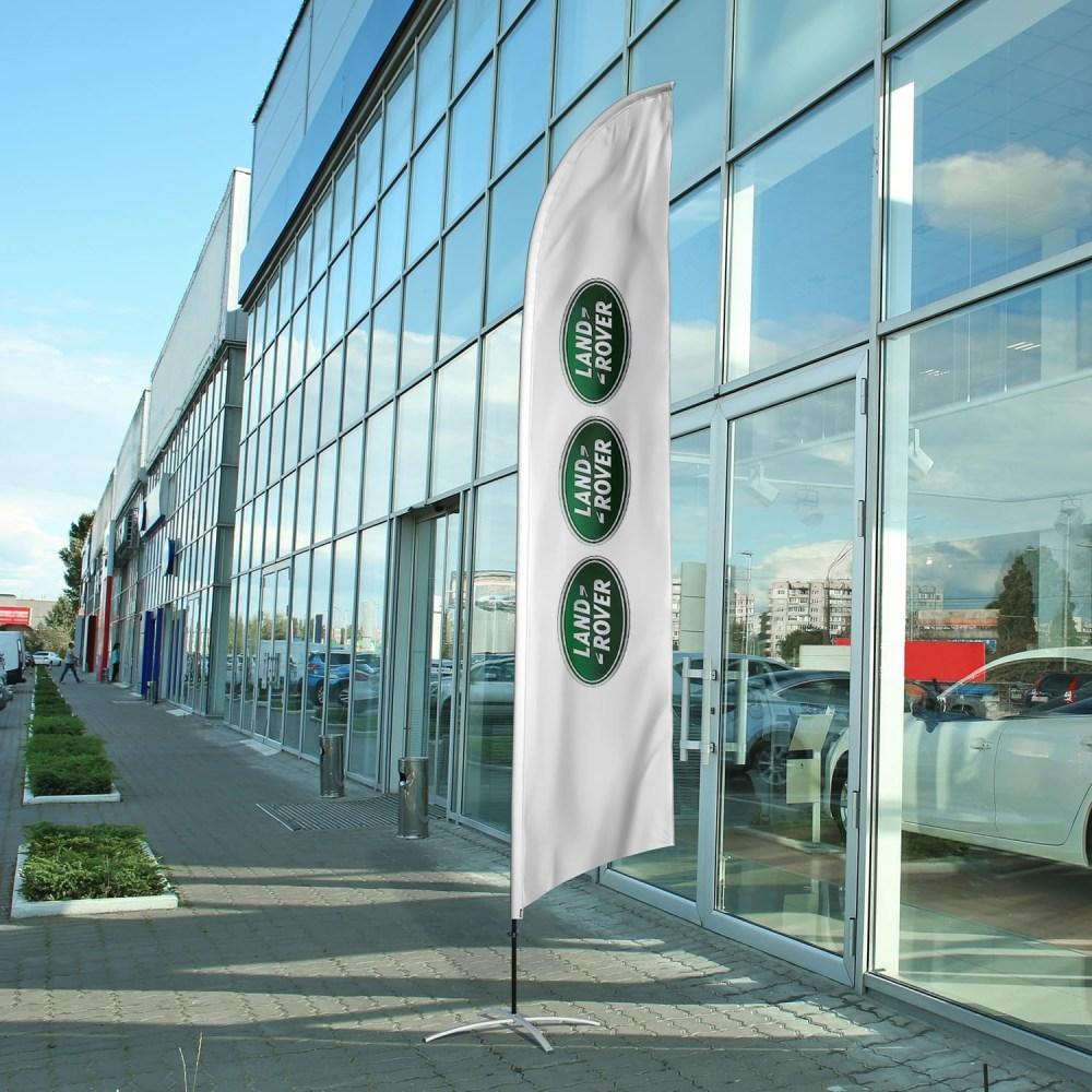 auto-dealership-flag-land-rover