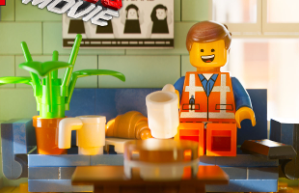 Everything is awesome: The Lego Movie