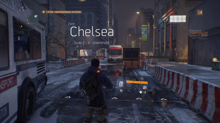 Tom Clancy's The Division™ Beta_Chelsea Nacht