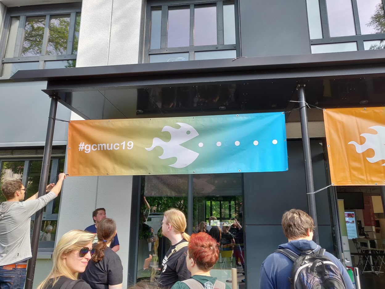Das war das GameCamp 2019