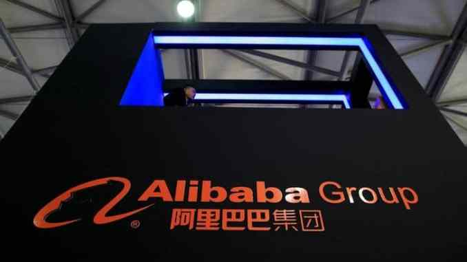alibaba ant financial VR Pay