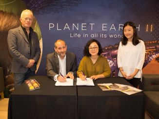 Tencent and BBC Worldwide to co-produce Planet Earth II documentary series