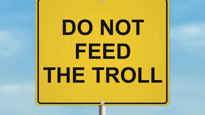 Twitter troll problem