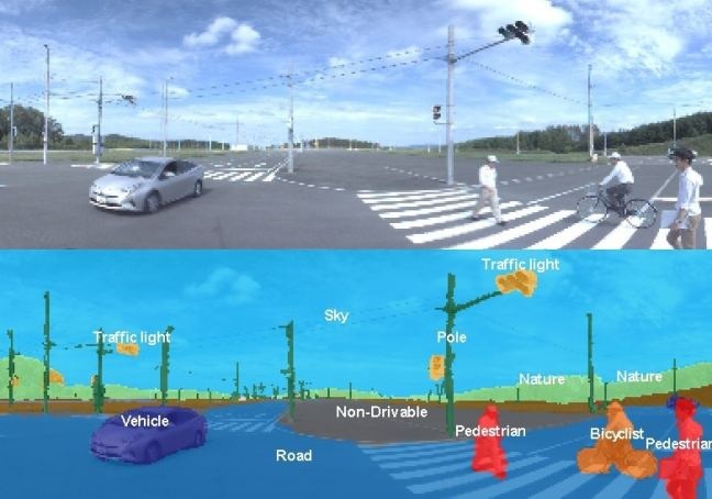 Denso and Toshiba to develop image recognition AI for driverless cars