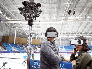 sk telecom virtual reality