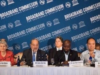 UN broadband commission