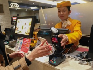 china QR code payments
