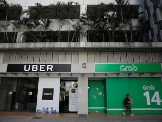 uber grab Singapore