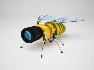 robot bees